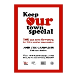 Keep Our Town Special